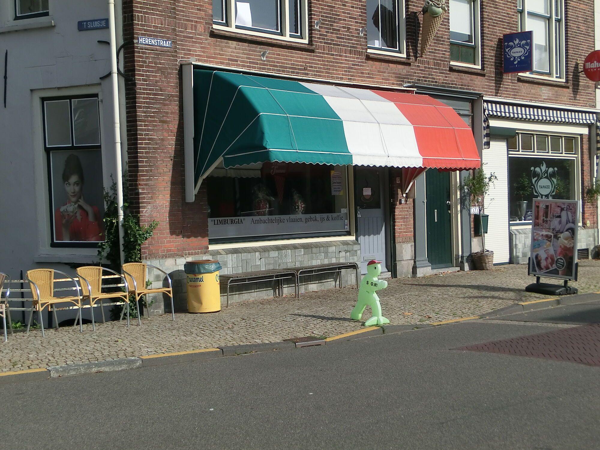 Een foto van Limburgia Nieuwegein