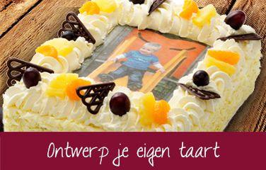 Ontwerp je eigen taart